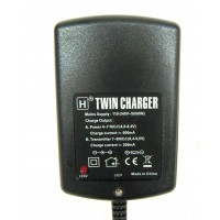 HW828-Twin Output Charger